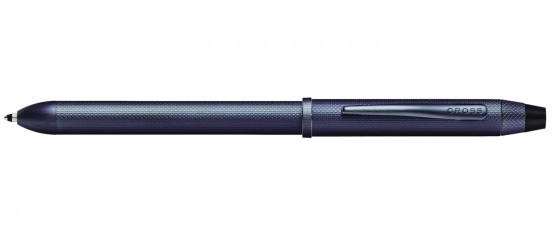 CROSS Tech3 DARK BLUE PVD Multifunction Pen