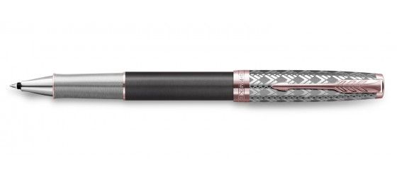 PARKER SONNET METAL AND GREY PGT ROLLERBALL COMING SOON