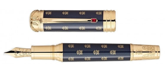 MONTBLANC PATRON OF ART HOMAGE TO NAPOLÉON BONAPARTE 4810 STILOGRAFICA