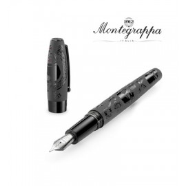 MONTEGRAPPA CROWNED SKULL