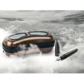MONTEGRAPPA AVIATOR ALL-BLACK FLYING ACE EDITION