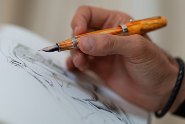 DISCOVER THE VIDEO OF THE MONTEGRAPPA PENS